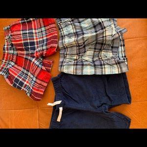 Bundle of shorts 24months